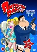 American Dad Seasons 1-5 Box Set