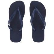 Havaianas Unisex Top Flip Flops - Navy