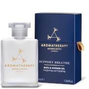 Aromatherapy Associates Support Breathe Bath & Shower Oil 55ml