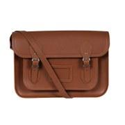 The Cambridge Satchel Company 13 Inch Leather Satchel - Vintage Brown