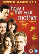 How I Met Your Mother - Seizoen 3-4