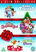 Animated Christmas Triple