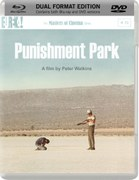 Punishment Park [Masters of Cinema] (Dual Format Blu-ray + DVD edition)