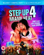 Step Up 4: Miami Heat (Bevat Digital en UltraViolet Copies)
