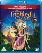 Tangled 3D (Includes 2D Version)