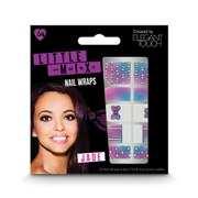 Elegant Touch Little Mix - Jade Nail Wraps