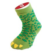 Silly Socks Kids' Slipper Socks - Thick Crocodile Feet UK 1-4