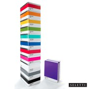Seletti Pantone 10 Cool Grey Metal Storage Box