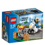LEGO City Police: Crook Pursuit (60041)