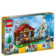 LEGO Creator: Mountain Hut (31025)