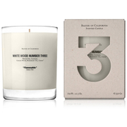Baxter of California Scented Candle - White Wood Three 354g