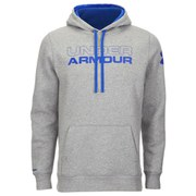 Under Armour Men's Storm Undisputed Hoody - Grey Heather/Scatter