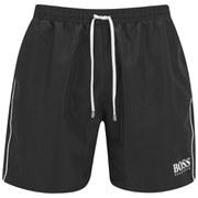 BOSS Hugo Boss Men's Starfish Swim Shorts - Black