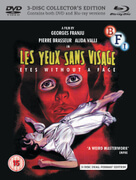 Eyes Without a Face (Franju) - Dual Format Edition
