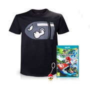 Exclusive Mario Kart 8 Bundle - Standard Edition (Extra Large T-Shirt) XLBlack