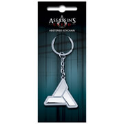 Assassin's Creed Abstergo Logo Key Chain
