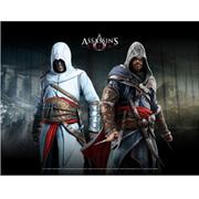 Assassin's Creed - Altiar And Ezio - Wallscroll