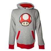 Mushroom - Hoody (Grey)