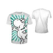 Yoshi - T-Shirt Men's (White)