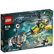 LEGO Agents: Toxikita's Toxic Meltdown (70163)