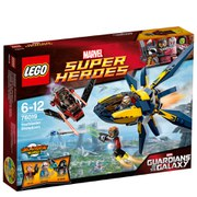 LEGO Super Heroes Starblaster Showdown (76019)
