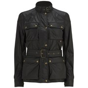 Belstaff Women's Roadmaster Waxed Jacket - Black
