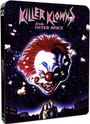 Killer Klowns From Outer Space - Edición Steelbook (Incluye DVD)