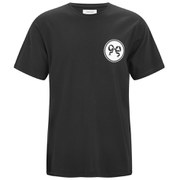 Soulland Men's Ribbon Printed T-Shirt - Black