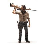 The Walking Dead Rick Grimes Deluxe 10 Figure