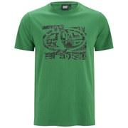 Animal Men's Latis Graphic T-Shirt - Teal