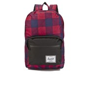 Herschel Supply Co. Men's Classic Pop Quiz Backpack - Buffalo Plaid