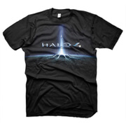 Halo 4 Men's T-Shirt - In The Stars - Black