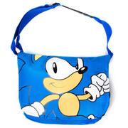 Sega Sonic The Hedgehog Walks Messenger Bag