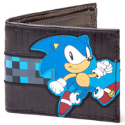 Sega Sonic The Hedgehog Running Wallet