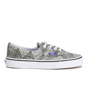 Vans Unisex Era Liberty Trainers - Black/Deco