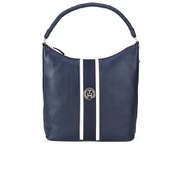 Tommy Hilfiger Claire Hobo Bag - Midnight