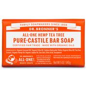 Dr. Bronner Organic Green Tea Castile Soap (140g)