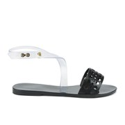Melissa Women's Tasty Flat Sandals - Black