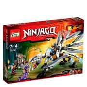 LEGO Ninjago: Titanium Dragon (70748)