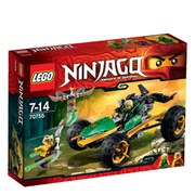 LEGO Ninjago: Jungle Raider (70755)