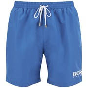BOSS Hugo Boss Men's Starfish Swim Shorts - Bright Blue