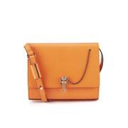 Carven Pochette Clutch Bag - Orange