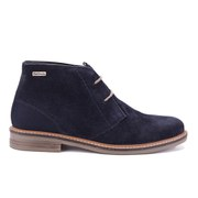 Barbour Men's Readhead Suede Chukka Boots - Navy