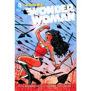 DC Comics Wonder Woman Volume 01 Blood (The New 52) Paperback