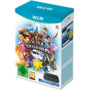 Super Smash Bros. for Wii U + GameCube Controller Adapter for Wii U