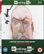 Breaking Bad: The Final Season - Zavvi Exclusive Limited Edition Steelbook (Includes UltraViolet Copy)