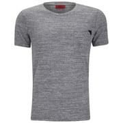 HUGO Men's Dianco Chest Pocket T-Shirt - Open Grey