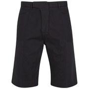 HUGO Men's Hion Stretch Cotton Shorts - Black