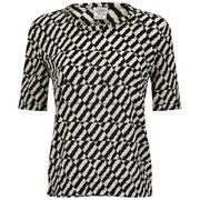 Baum und Pferdgarten Women's Mallana T-Shirt - Black/White