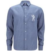 Billionaire Boys Club Men's Chambray Shirt - Denim